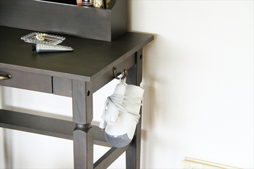 INM-2822DGY ine reno dresser & stool 画像24