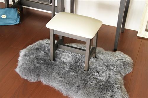INM-2822DGY ine reno dresser & stool 画像26