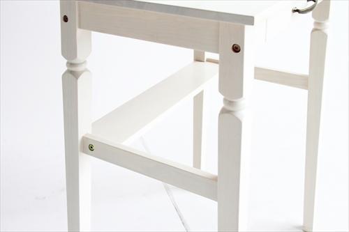 INM-2822WH ine reno dresser & stool 画像19