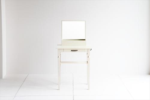 INM-2822WH ine reno dresser & stool 画像4