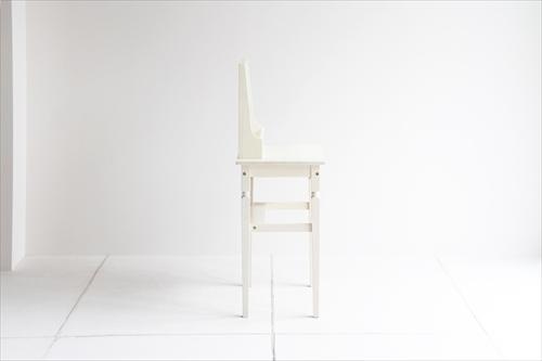 INM-2822WH ine reno dresser & stool 画像5