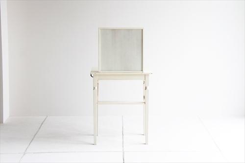 INM-2822WH ine reno dresser & stool 画像6