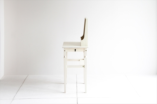 INM-2822WH ine reno dresser & stool 画像7