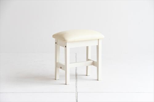 INM-2822WH ine reno dresser & stool 画像8