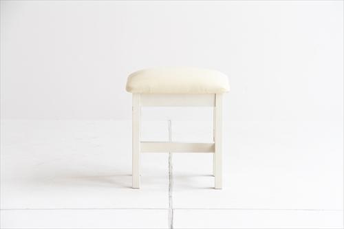 INM-2822WH ine reno dresser & stool 画像9