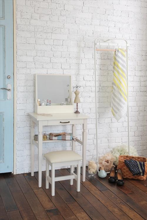 INM-2822WH ine reno dresser & stool 画像20