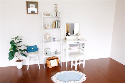 INM-2822WH ine reno dresser & stool 画像23