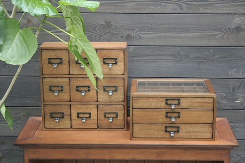MOK-2523BR mope collection chest 画像7