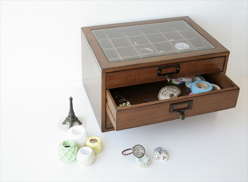MOK-2523BR mope collection chest 画像11