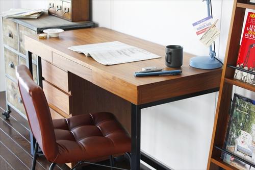 T-2314BR Walnut Desk 画像10