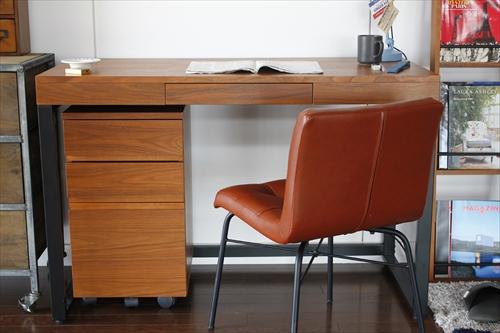 T-2314BR Walnut Desk 画像11