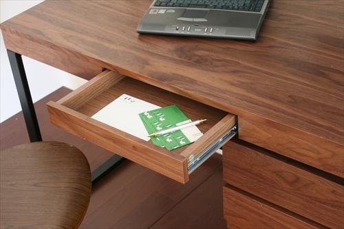 T-2314BR Walnut Desk 画像14