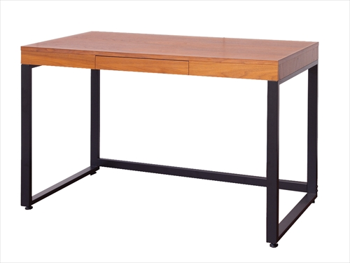 K-2547BR Walnut Desk ChestW340 画像2