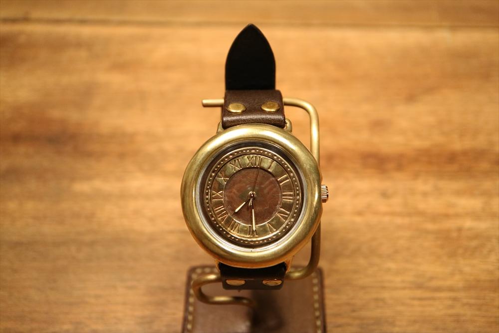 LEO CRAFT AB-DN311 ハンドメイド 手作り腕時計 画像1