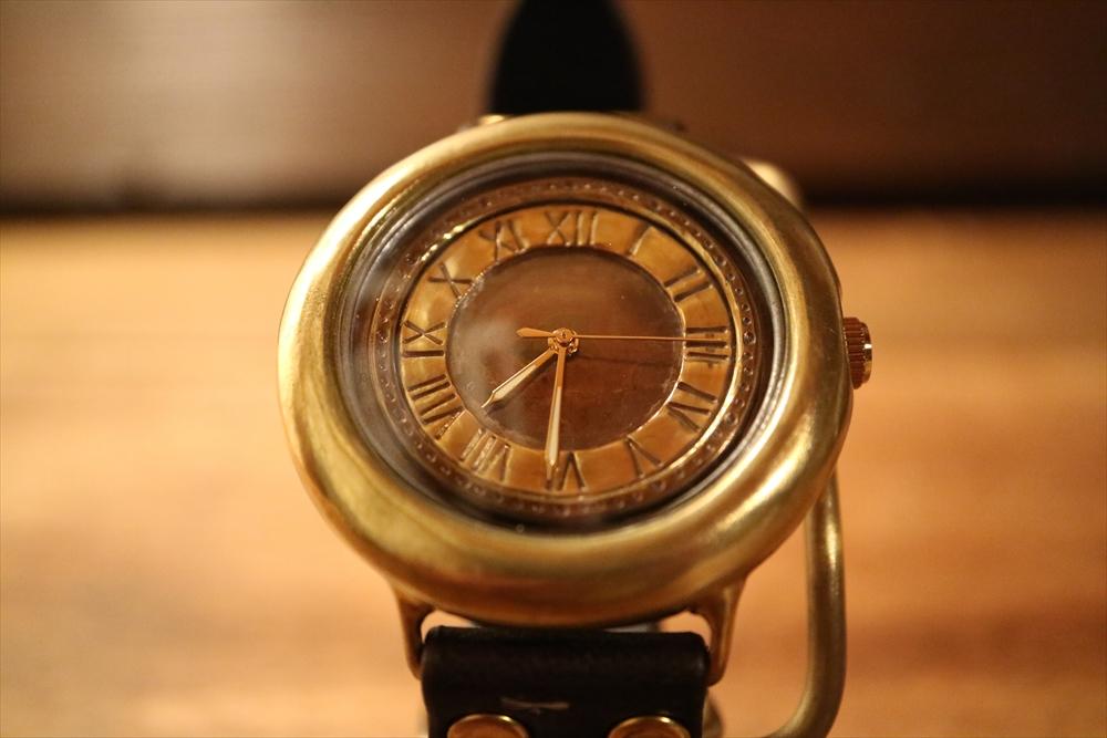 LEO CRAFT AB-DN311 ハンドメイド 手作り腕時計 画像2