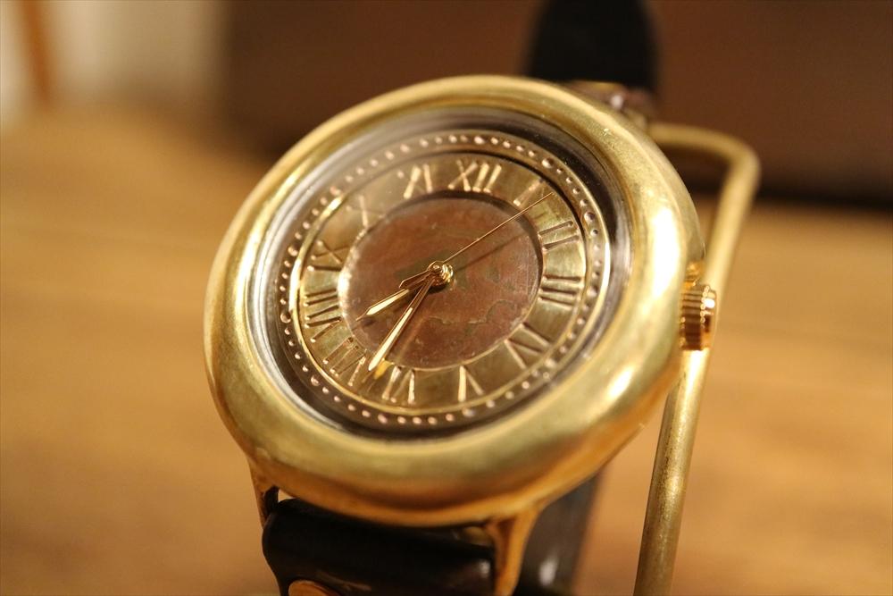 LEO CRAFT AB-DN311 ハンドメイド 手作り腕時計 画像3