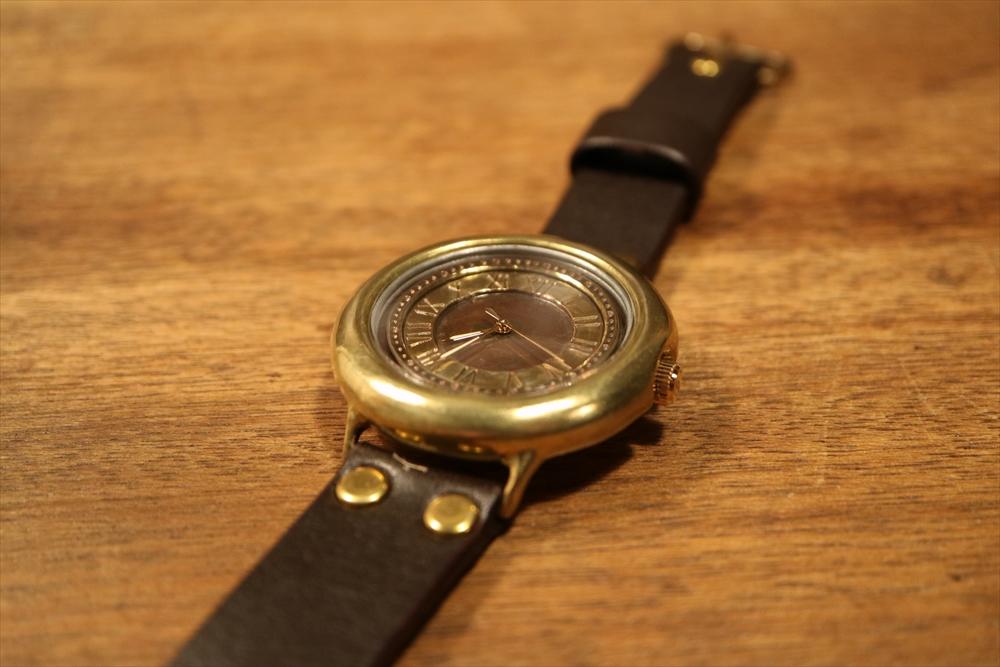 LEO CRAFT AB-DN311 ハンドメイド 手作り腕時計 画像4