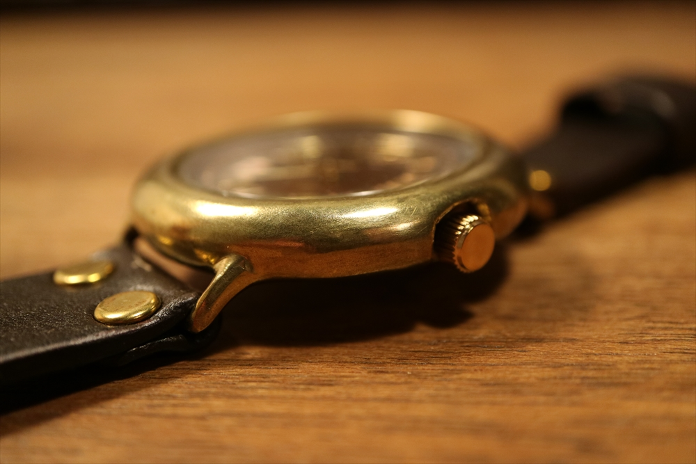 LEO CRAFT AB-DN311 ハンドメイド 手作り腕時計 画像5