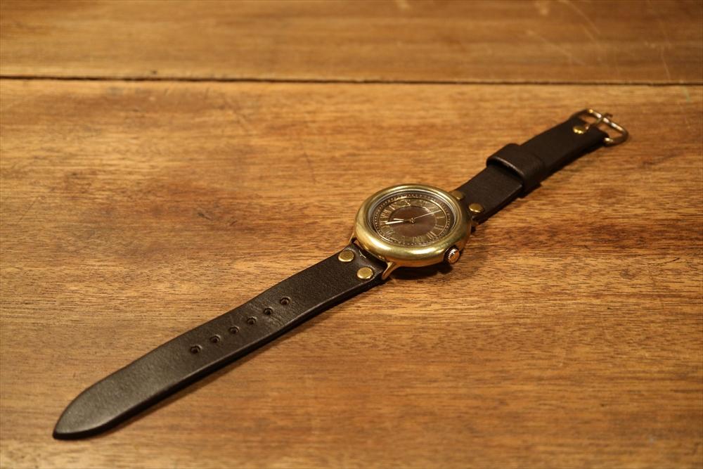 LEO CRAFT AB-DN311 ハンドメイド 手作り腕時計 画像6
