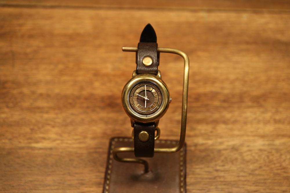 LEO CRAFT AB-DN314 ハンドメイド 手作り腕時計 画像1
