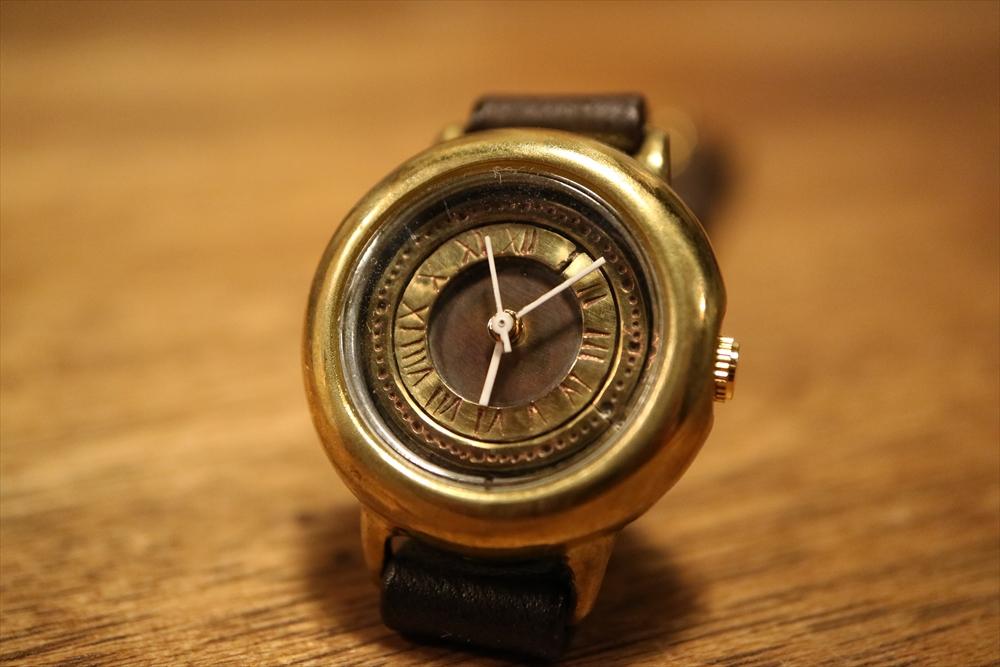 LEO CRAFT AB-DN314 ハンドメイド 手作り腕時計 画像10