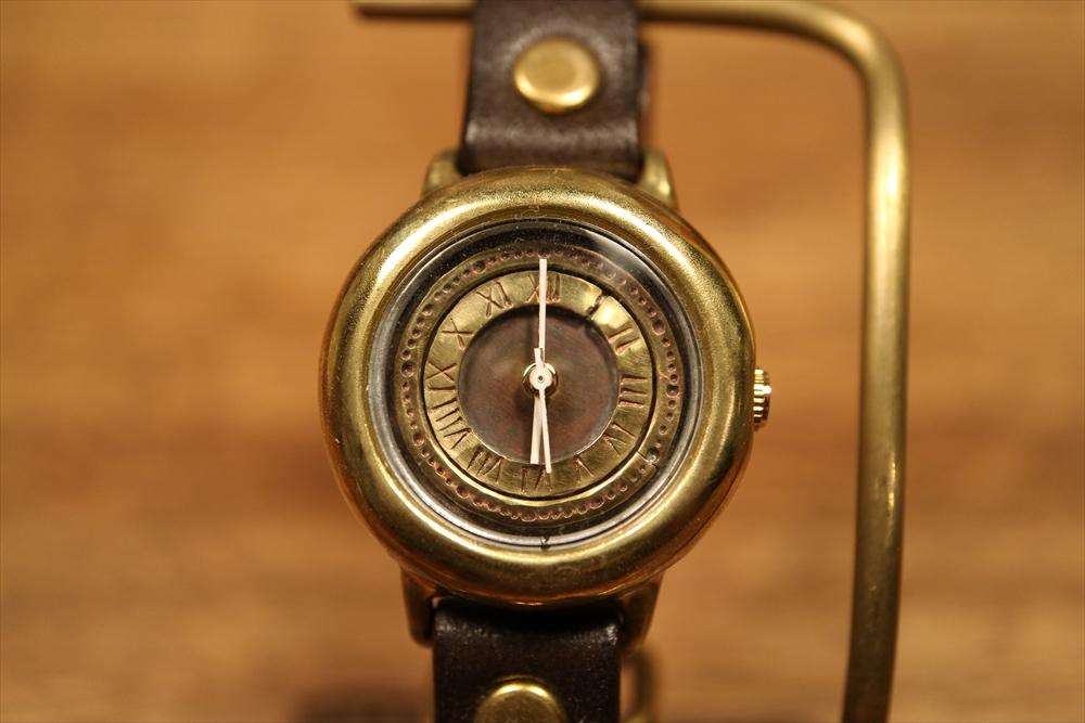 LEO CRAFT AB-DN314 ハンドメイド 手作り腕時計 画像2