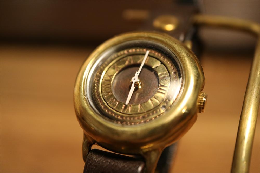 LEO CRAFT AB-DN314 ハンドメイド 手作り腕時計 画像3