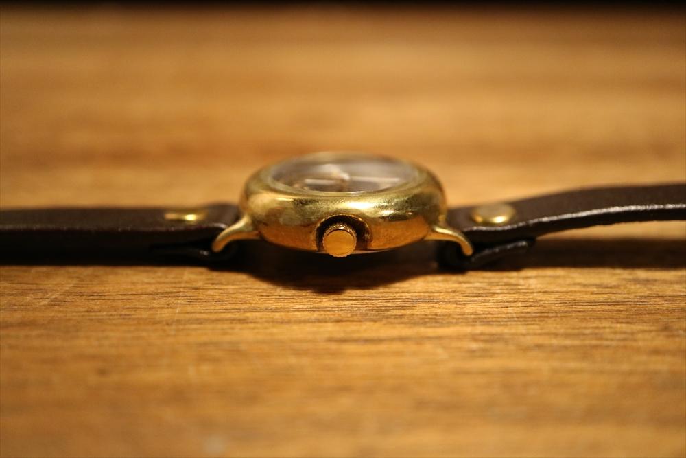 LEO CRAFT AB-DN314 ハンドメイド 手作り腕時計 画像4
