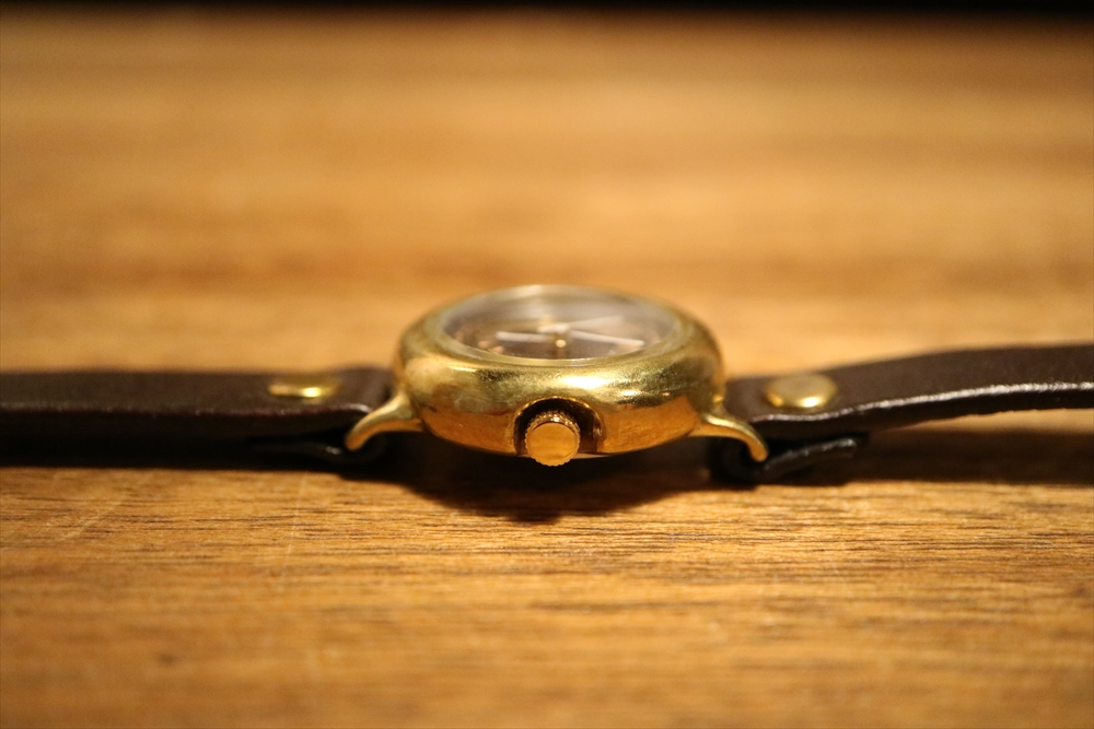 LEO CRAFT AB-DN314 ハンドメイド 手作り腕時計 画像5
