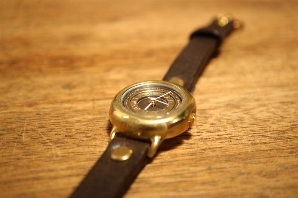 LEO CRAFT AB-DN314 ハンドメイド 手作り腕時計 画像6