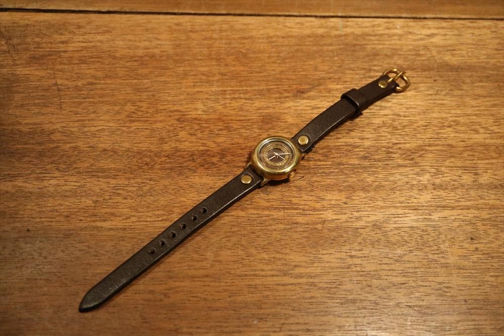LEO CRAFT AB-DN314 ハンドメイド 手作り腕時計 画像7