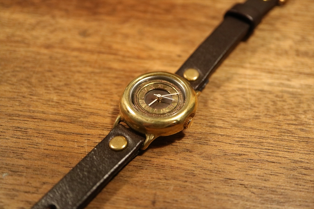 LEO CRAFT AB-DN314 ハンドメイド 手作り腕時計 画像8