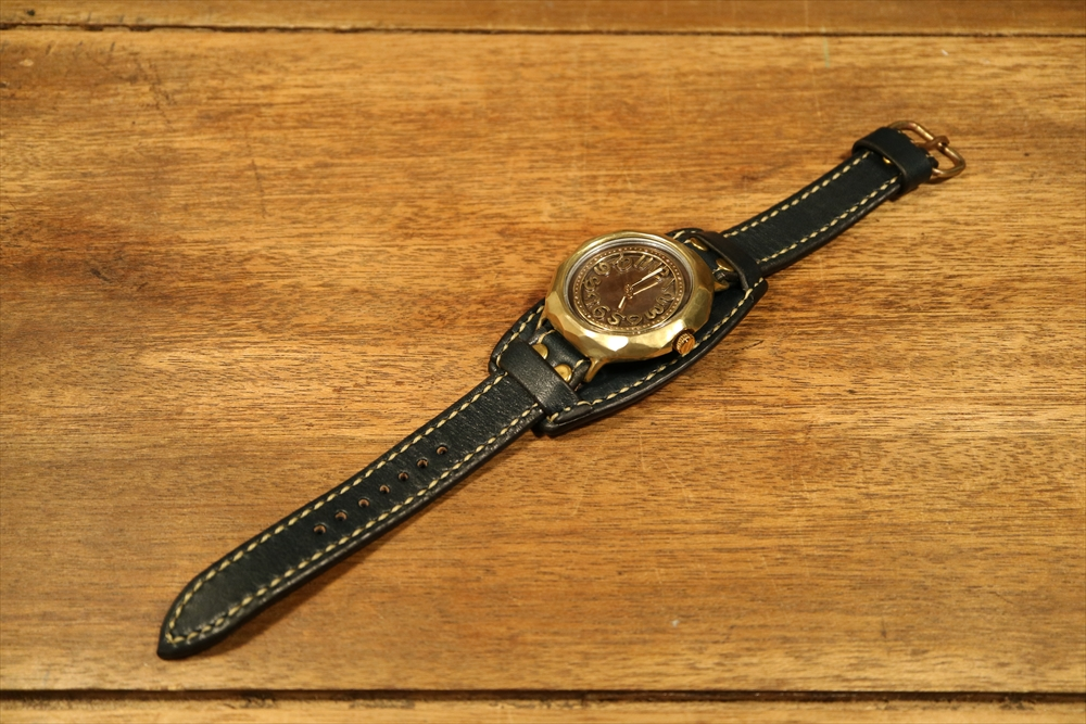 LEO CRAFT AB-DW331(D) ハンドメイド 手作り腕時計 画像4