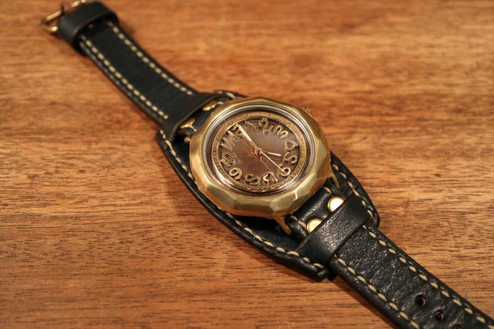 LEO CRAFT AB-DW331(D) ハンドメイド 手作り腕時計 画像5