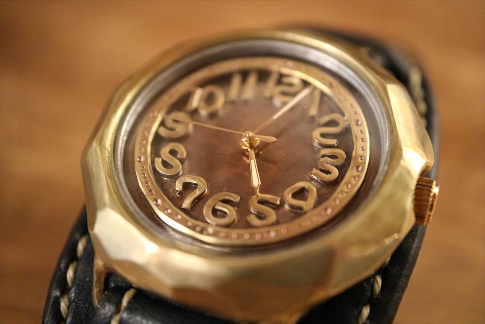 LEO CRAFT AB-DW331(D) ハンドメイド 手作り腕時計 画像6
