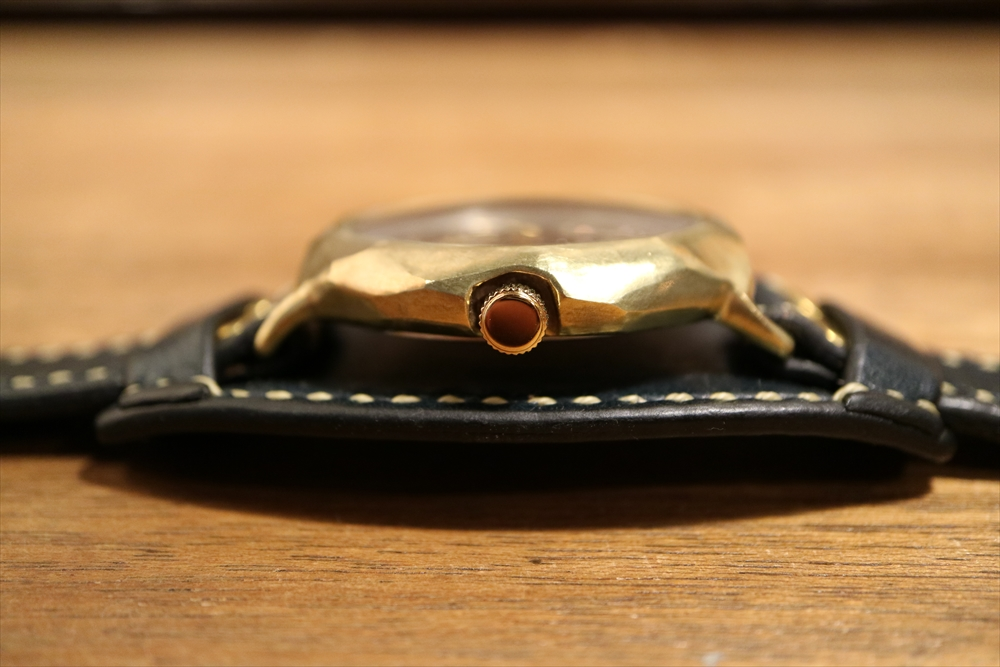 LEO CRAFT AB-DW331(D) ハンドメイド 手作り腕時計 画像7