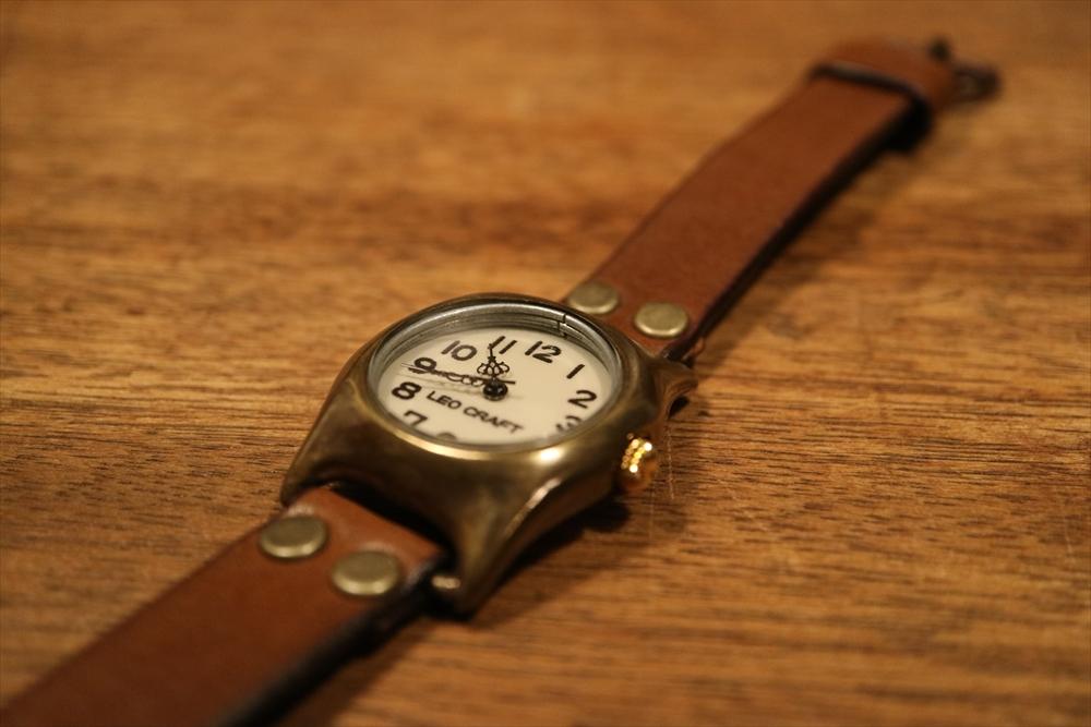 LEO CRAFT BS-CL173 ハンドメイド 手作り腕時計 画像4
