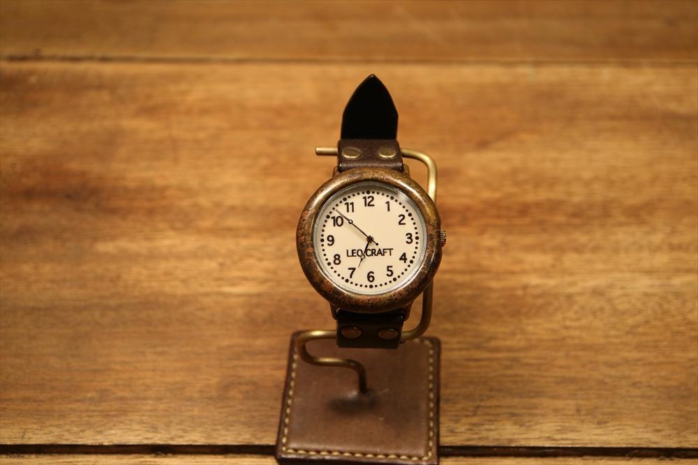 LEO CRAFT BS-DN171 ハンドメイド 手作り腕時計 画像1