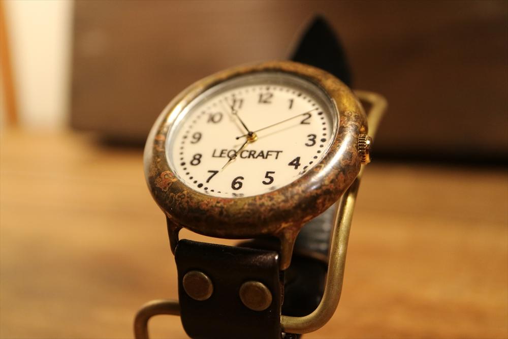 LEO CRAFT BS-DN171 ハンドメイド 手作り腕時計 画像2