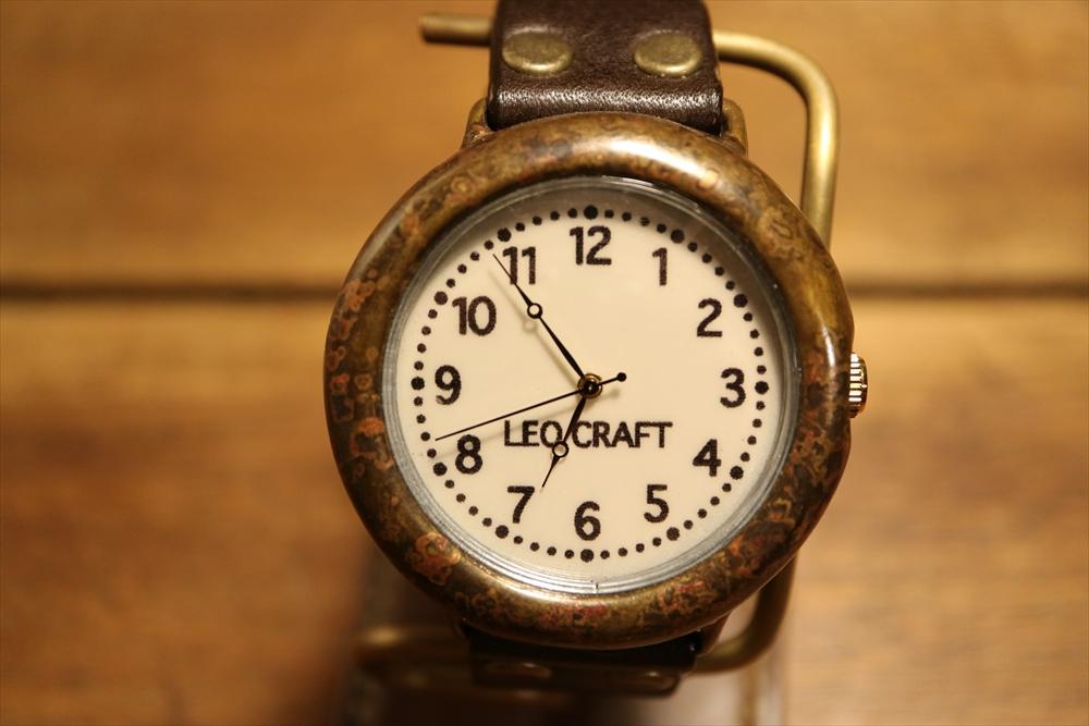 LEO CRAFT BS-DN171 ハンドメイド 手作り腕時計 画像4