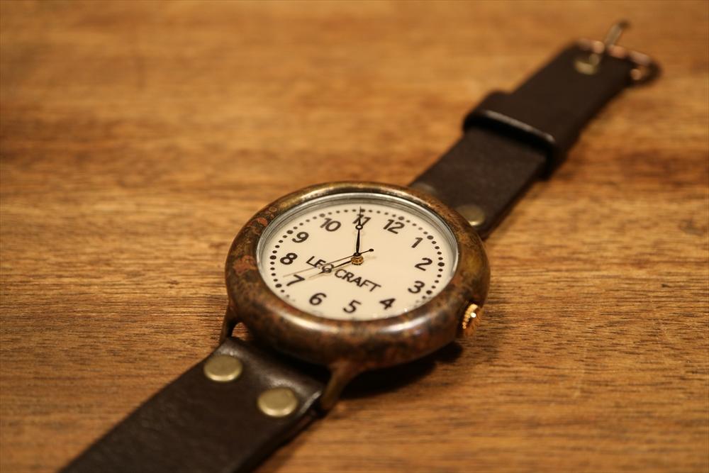 LEO CRAFT BS-DN171 ハンドメイド 手作り腕時計 画像5