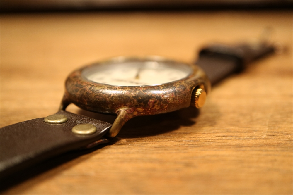 LEO CRAFT BS-DN171 ハンドメイド 手作り腕時計 画像6