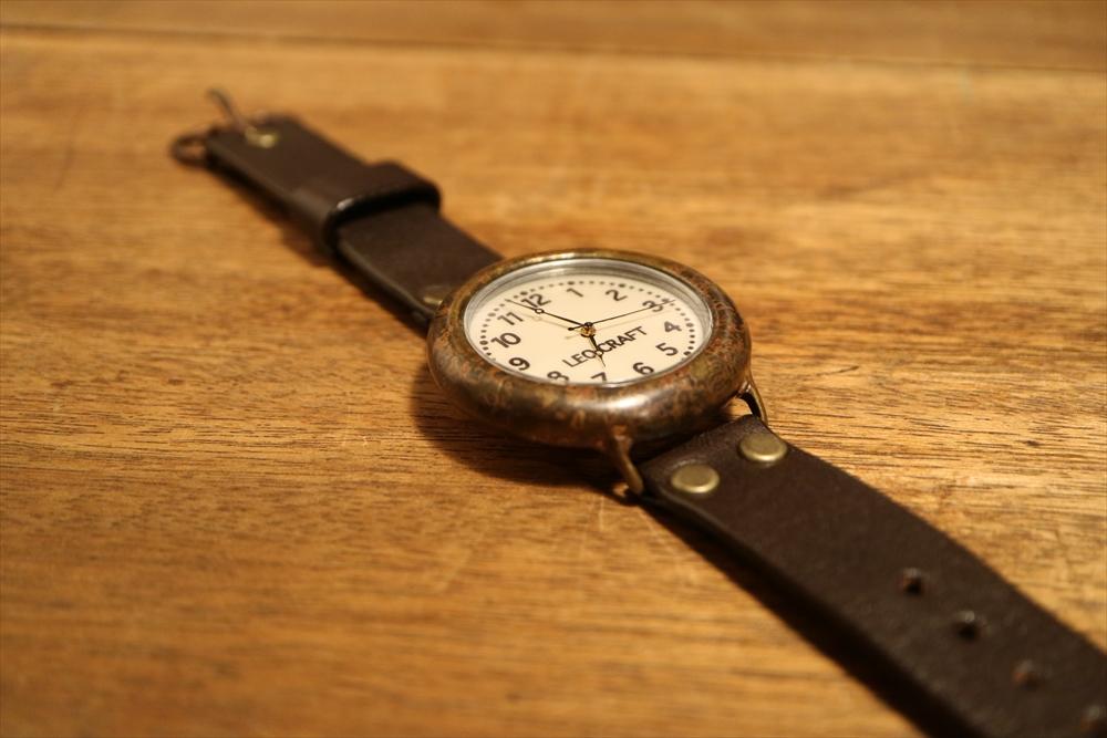 LEO CRAFT BS-DN171 ハンドメイド 手作り腕時計 画像7