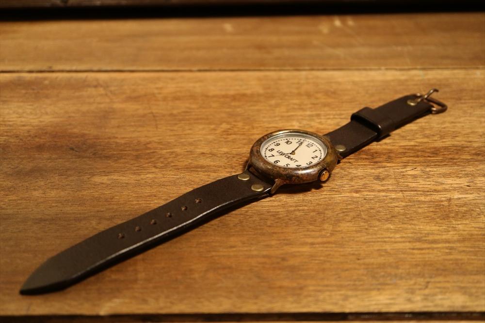 LEO CRAFT BS-DN171 ハンドメイド 手作り腕時計 画像8