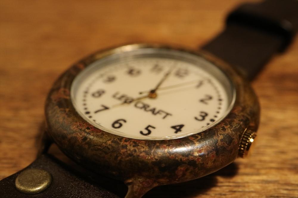 LEO CRAFT BS-DN171 ハンドメイド 手作り腕時計 画像9