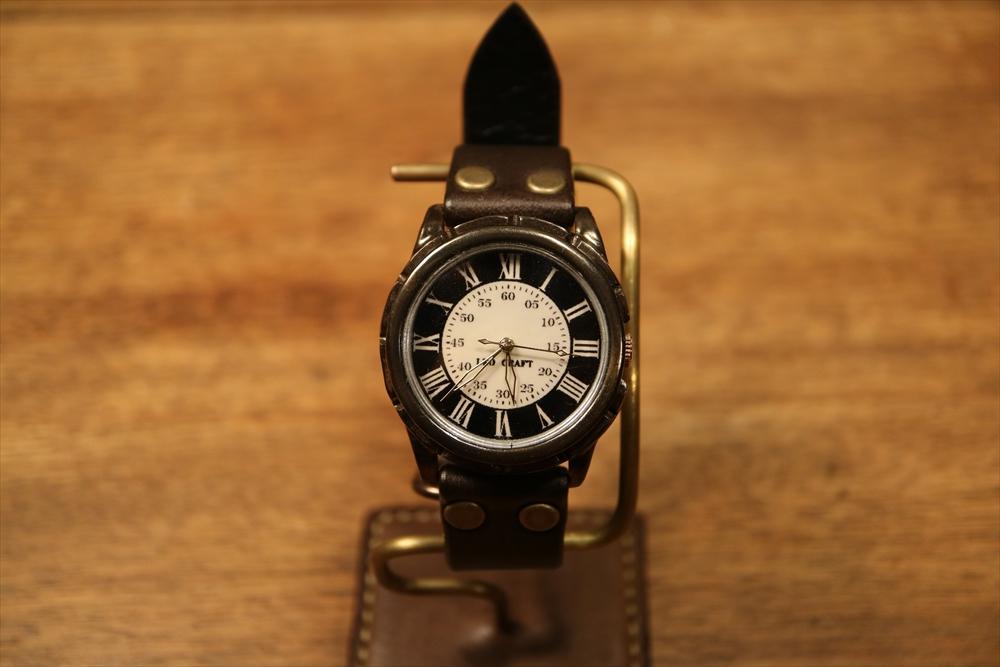 LEO CRAFT BS-GW142 ハンドメイド 手作り腕時計 画像1