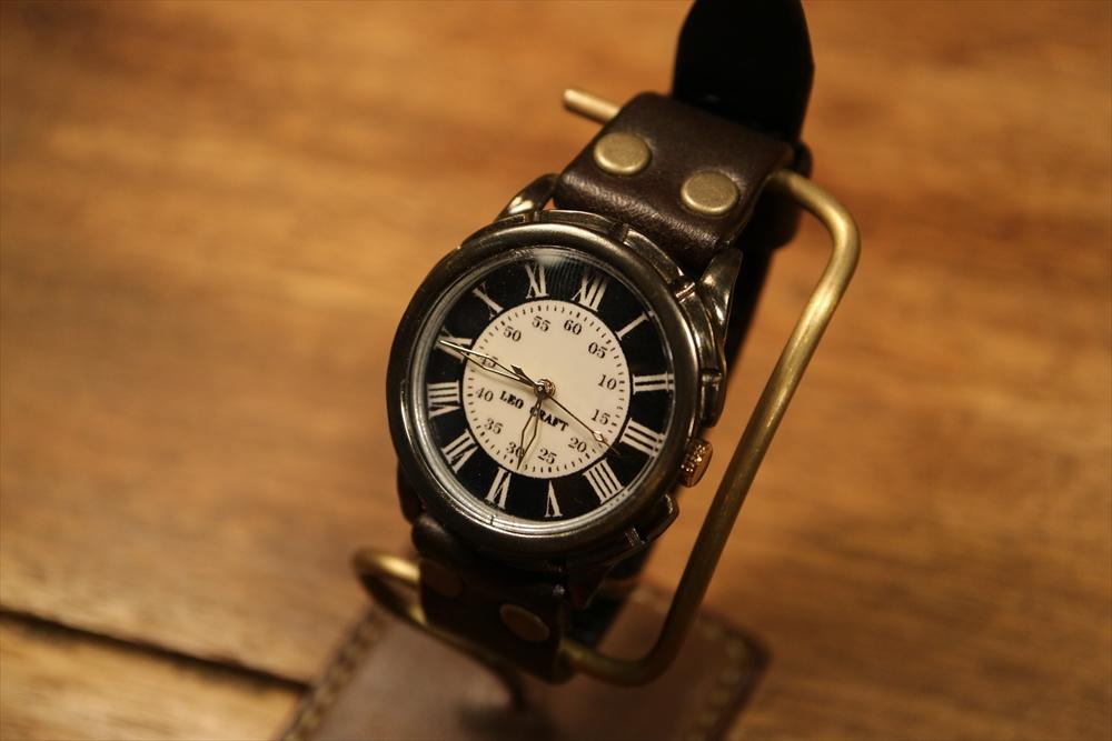 LEO CRAFT BS-GW142 ハンドメイド 手作り腕時計 画像2