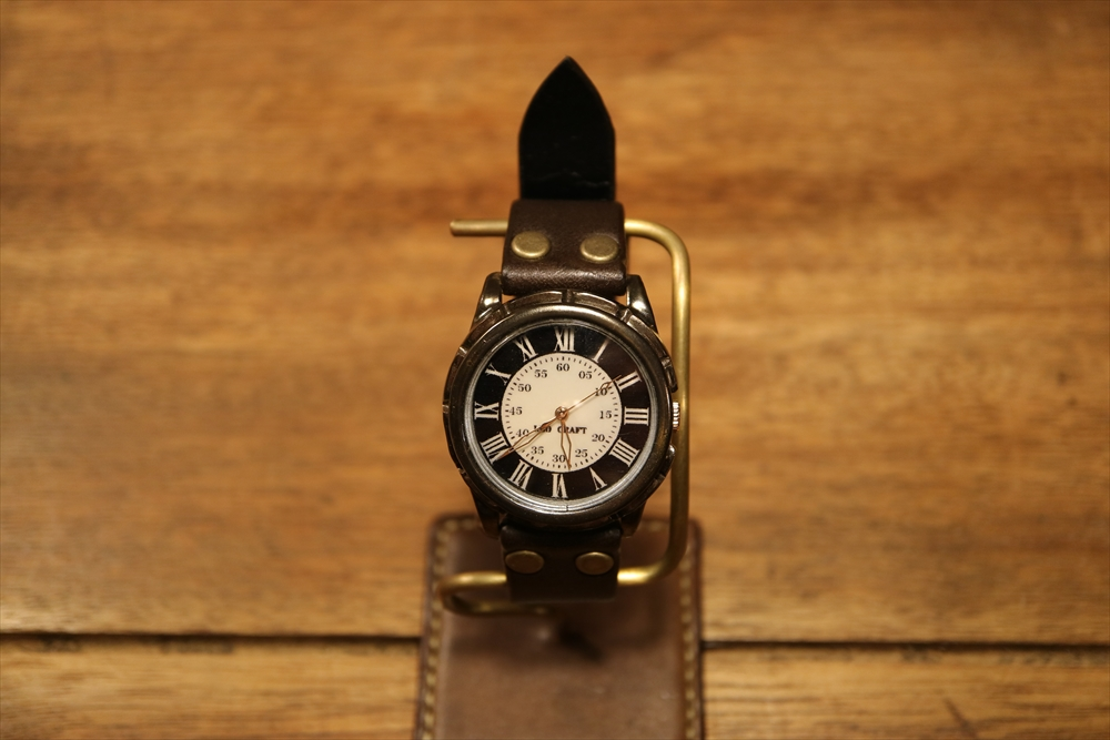 LEO CRAFT BS-GW142 ハンドメイド 手作り腕時計 画像3