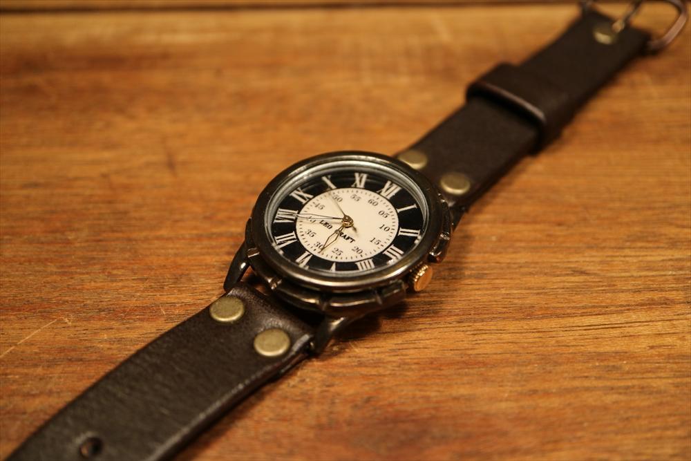 LEO CRAFT BS-GW142 ハンドメイド 手作り腕時計 画像4