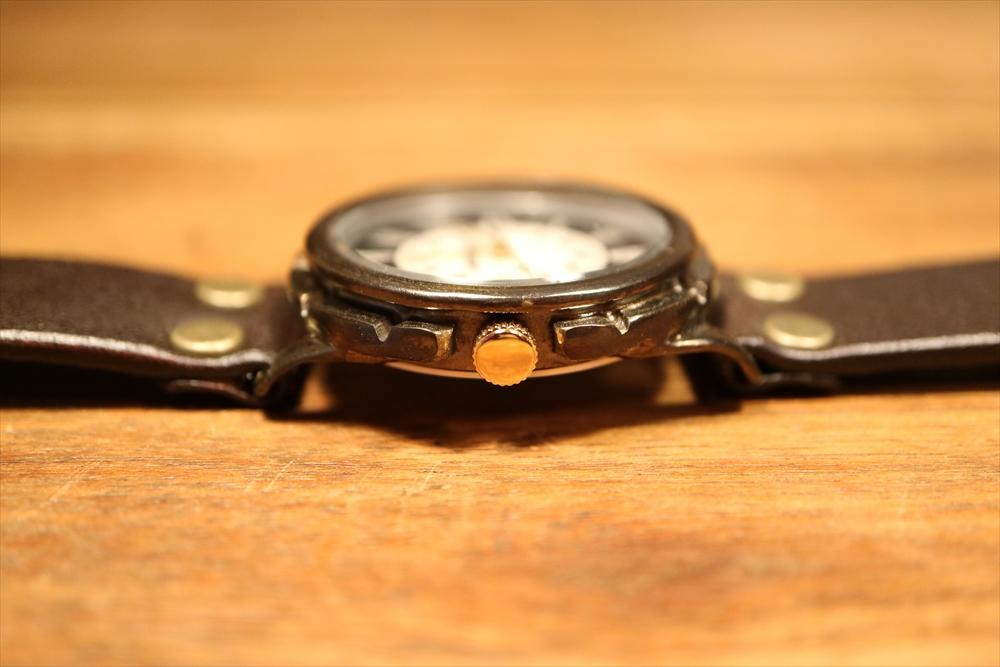 LEO CRAFT BS-GW142 ハンドメイド 手作り腕時計 画像5